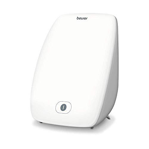 Beurer TL 41 Touch Tageslichtlampe mit Touch Button, gesteigertes Wohlbefinden durch Simulation von Tageslicht, ideal für den Schreibtisch