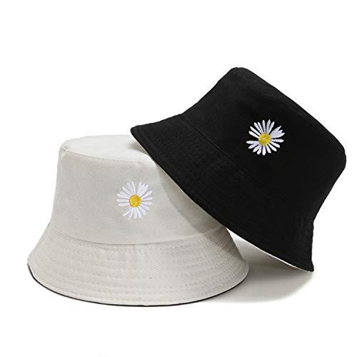 Cappello da Pescatore Pieghevole ,Cappello Double Face ,Cappello da Sole,All'Aperto Viaggio Visiera Solare Moda xcjm-HM
