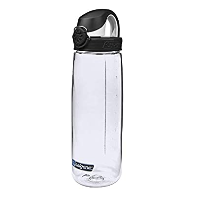 Nalgene Tritan On The Fly Water Bottle, Clear, 24Oz