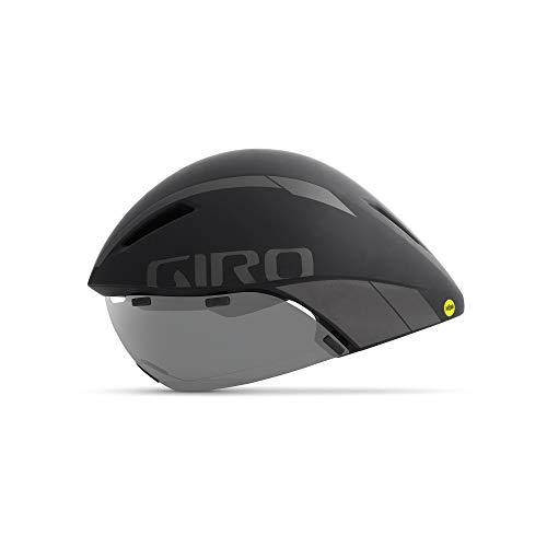 Giro Aerohead MIPS Adult Road Cycling Helmet  Medium 5559 cm Matte Black/Titanium 2020