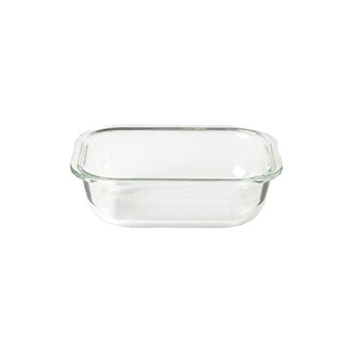 Leonardo Gusto Auflaufform, Ofenform, Ofenform, Klarglas, Glas, 600 ml, 34302