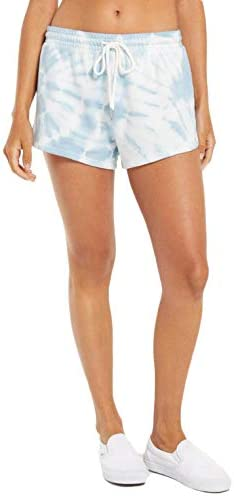 Sadien Spiral Tie Dye in Shorts High order Agave At the price Blue