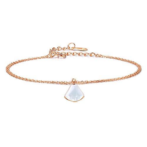 1 pulsera para mujer de plata de ley 925 con accesorios para niñas y regalos para mujeres