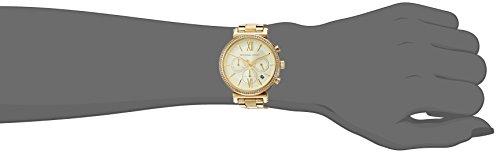 Michael Kors – Reloj de pulsera para mujer, color dorado