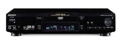 Sony DVP-S 525 DVD-Player