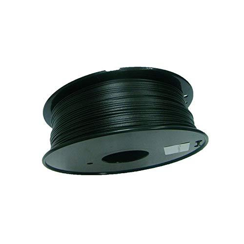 without KF-3D, PETG Filament Carbon Fiber Mixture 0.8kg 1.75mm 3d Printer Printing Print Filament High Strength 3D Printer Filament