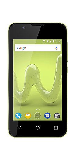 Wiko SUNNY 2 Dual SIM 8GB Lime - smartphones (10.2 cm (4'), 8 GB, 5...