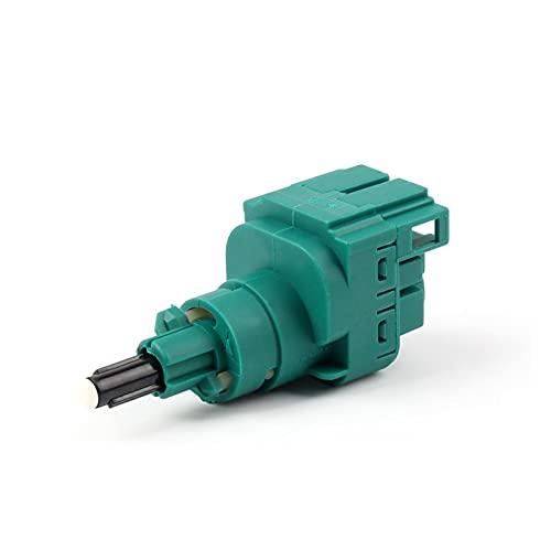 CMEI Interruptor de luz de Parada de Freno de 4 Pines 1C0945511A Fit para Audi Fit para Volkswagen Golf Green Green Freno Light Switch Accesorios de automóviles Piezas