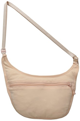 PacSafe Coversafe S80 Secret Body Pouch Brustbeutel, 20 cm, Rosa (Orchid Pink 314)