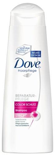 Dove Hair Color–Champú 250ml, 6unidades (6x 250ml)