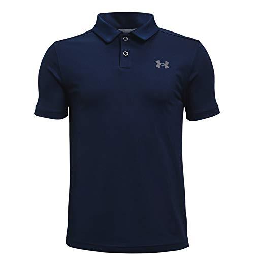 Under Armour UA Performance Polo, Polo manches courtes pratique, T-shirt de sport confortable pour...