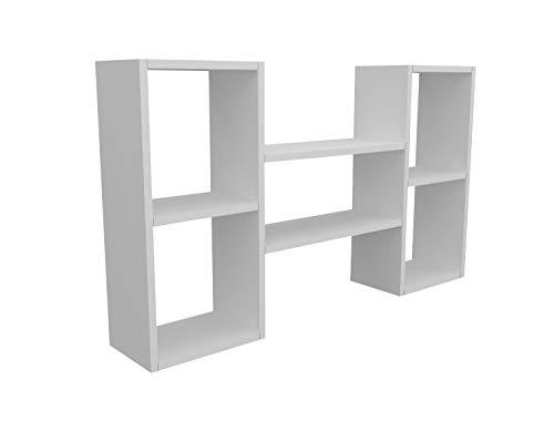 HAAG plank P005 wandrek hangrek universeel rek kubusrek boekenrek