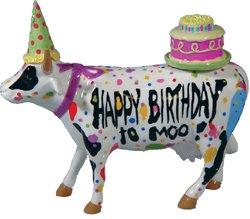 Happy Birthday to Moo - Cowparade Kuh