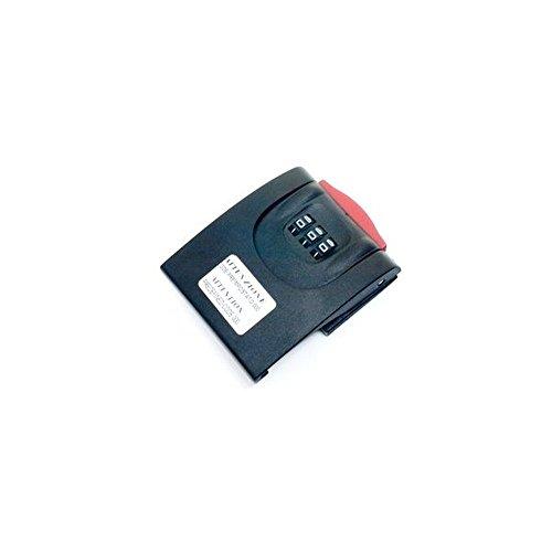 Givi Z148M Zahlenschloss für E41 Keyless, Schwarz, Größe 40
