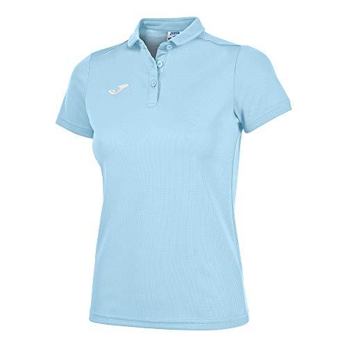 Joma Hobby Polo pour Femme XS Bleu Ciel