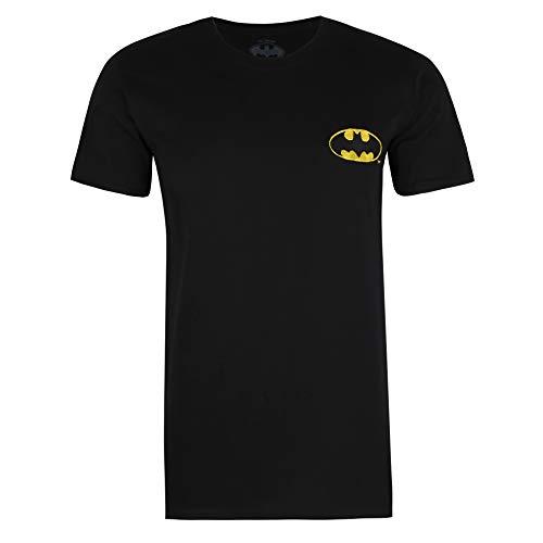 DC Comics Batman Core Camiseta para Hombre