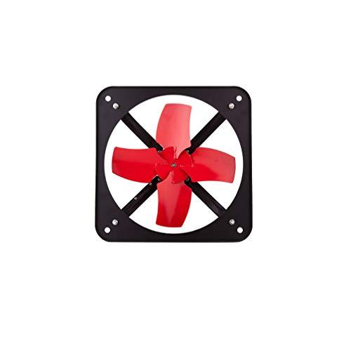 ZYING Ventilador de extracción de Campana extractora de Cocina de 10 Pulgadas Ventilador de ventilación Ventilador de baño Ventilador de ventilación