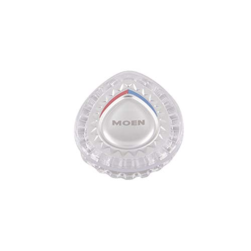 MOEN Chateau Handle Cap for a Single-Handle Bathroom Faucet and Non-Pressure-Balancing Shower (91751)