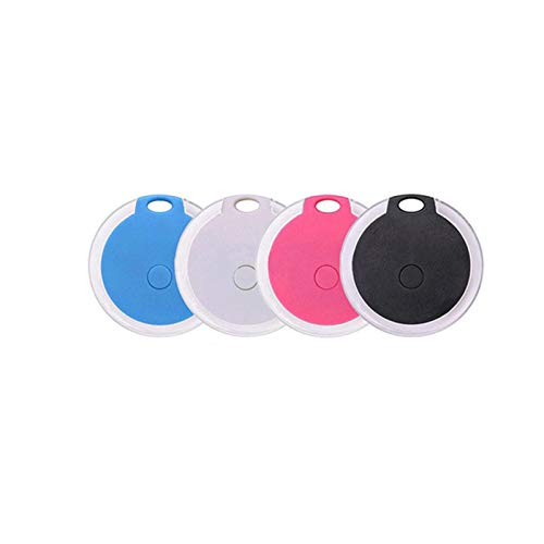 Bluetooth Tracker for Dog Cat,Waterproof Anti-lost Alarm Device,Mini GPS Pets Tracking Loss Prevention GPS Locator,Remote Control to Take Pictures and Record,1/3/4 Pack
