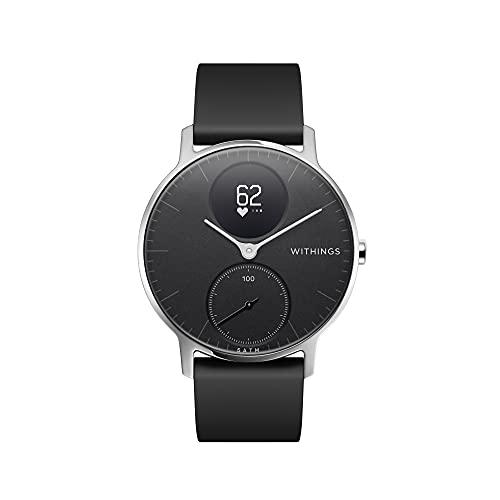 Withings Steel HR Hybrid Smartwatch - Fitnessuhr mit Herzfrequenz und Aktivitätsmessung, 36mm...