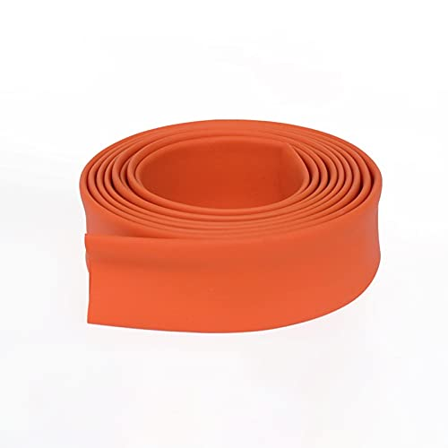 HIXISTO Cable Sleeves,Cubre Cables 3: 1 Shrink Orange Double Wall Tubo termorable...