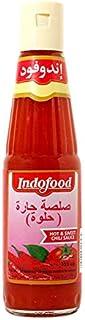 Indomie Hot & Sweet Sauce, 340 ml (Pack of 1)