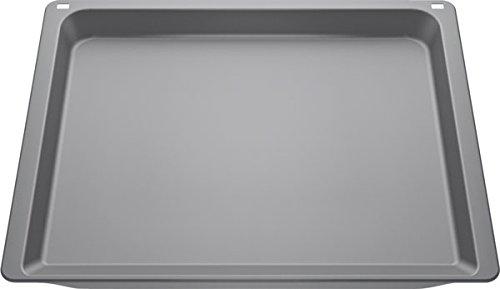 Constructa cz11cu10e0Grill und Ofen Backblech, Platz (Universal, Grill und Herd, Quadratisch, Grau, Emaille, 1,11kg)