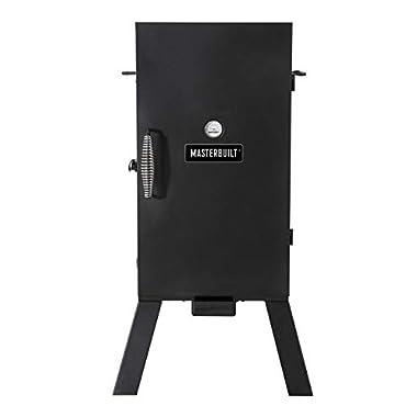Masterbuilt MB20070210 MES 35B Electric Smoker, 30  Black (Newer Version)