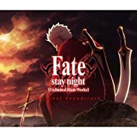 Fate/stay night Unlimited Blade Works Original Soundtrack アニメーション