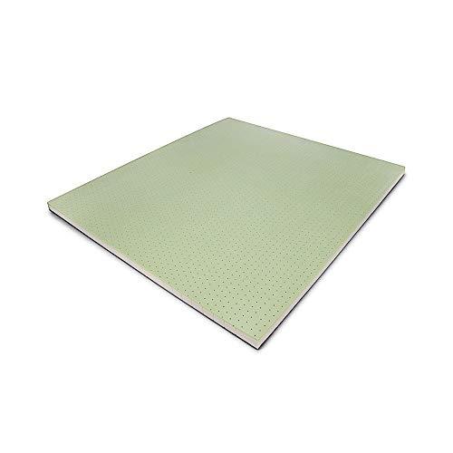 BeiQuan Natürlicher Bambus-Kohle-Latex-Matratze,Silikon-Matratze for Tatami-Studenten,Luxushotel Bambus-Kohle-Massage-Matratze 200 * 120 * 10
