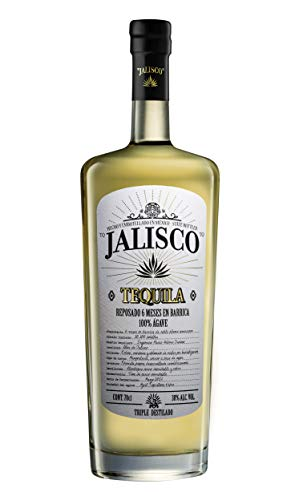 Tequila Reposado Jalisco, 100% blaue Agave tequilana Weber, 6 Monate Fassreife. Limited Edition. Extra mild.