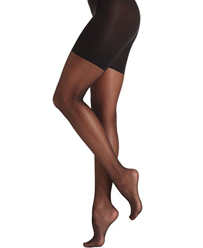 Star Power by SPANX Women's Stand-Out Shaping Sheers (Backdrop Black, E)