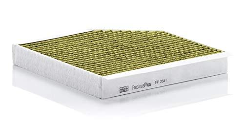 Original MANN-FILTER FP 2641 - FreciousPlus Biofunktionaler Pollenfilter - Für PKW