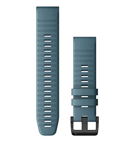 Lakeside Blue Silikon – Quick Fit – Fenix 6 – 22 mm – fēnix 5/5 Plus
