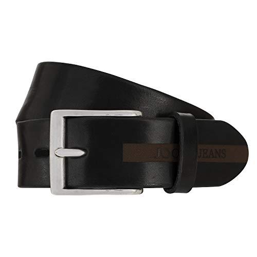 Joop! Cinturón de piel negro 7861