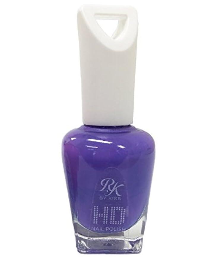 勝利恐竜気分が悪いKISS NEW YORK HDポリッシュ Lavender in my dream HDP62J