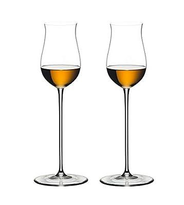 Riedel Veritas Spirits Glass, Set of 2, Clear