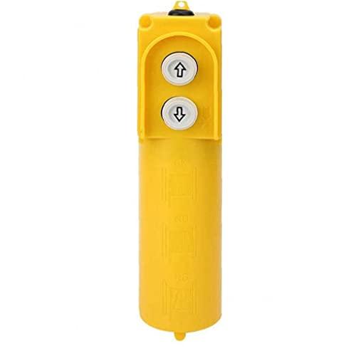 Botón 1pc Arriba Abajo del Alzamiento del Interruptor, La Reconexión Automática a Prueba De Agua a Prueba De Polvo Wth Condensador
