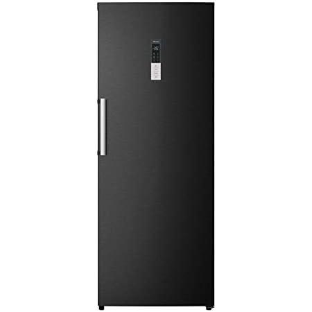 CHiQ Congélateur porte FSD380NEI42, 380 Litres Acier inoxydable, portes réversibles, A++, 40 db.