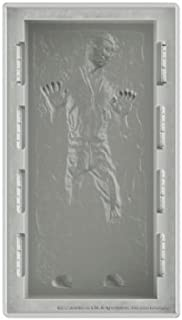 Star Wars Han Solo in Carbonite Deluxe (DX) Silicone Ice Tray / Mold