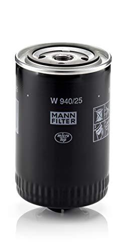 Original MANN-FILTER Ölfilter W 940/25 – Für PKW und Nutzfahrzeuge