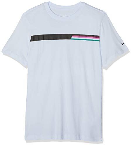 Nike Herren RF M NKCT GX T-shirt, Half Blue/Black, S
