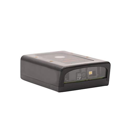 Module de tête de balayage de code QR, scanner de codes à barres de moteur de balayage fixe, balayage de détection automatique à décodage rapide,USB