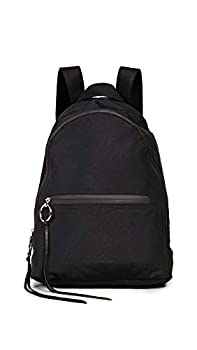 Rebecca Minkoff Women s Nylon Dome Backpack Black One Size