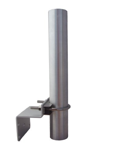 Wilson Electronics Pole Mount for Outside Home Antenna - 901117 - 10' length
