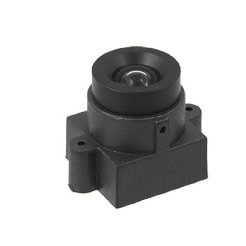 sourcing map Sicherheit CCTV Kamera 4 mm Brennweite Board Objektiv mit Cap de de