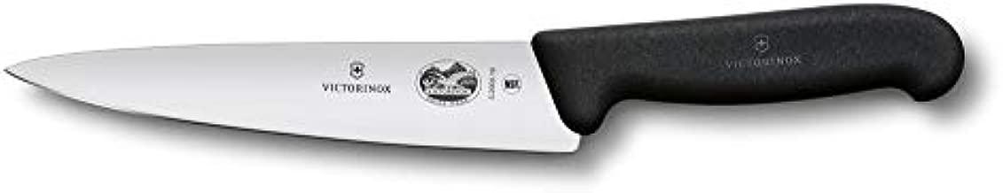 Victorinox 5.2003.19-X2 Chef's Knives, 7.5 IN, Black