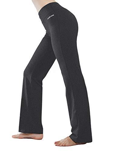 HISKYWIN Inner Pocket Yoga Pants