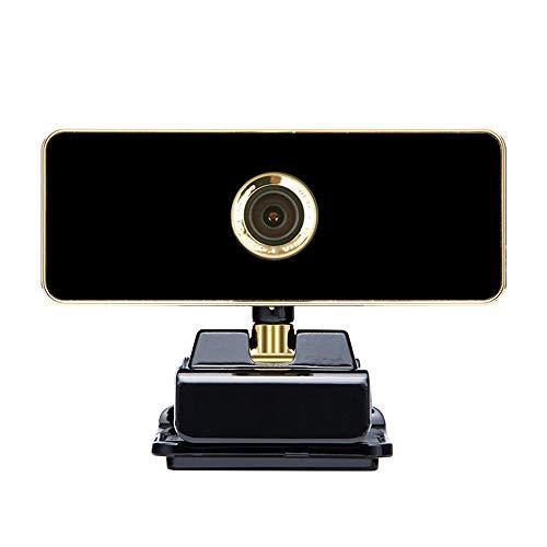 LZRDZSWYXGS Hd enfoque manual Con controlador USB libre de la cámara, Clear Video Micrófono incorporado Red de Enseñanza de vídeo en directo de la cámara, una variedad de...