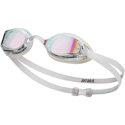 Nike Legacy Mirrored Goggle (Clear 000)